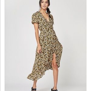 Lost+wander Lolita Floral Maxi Dress